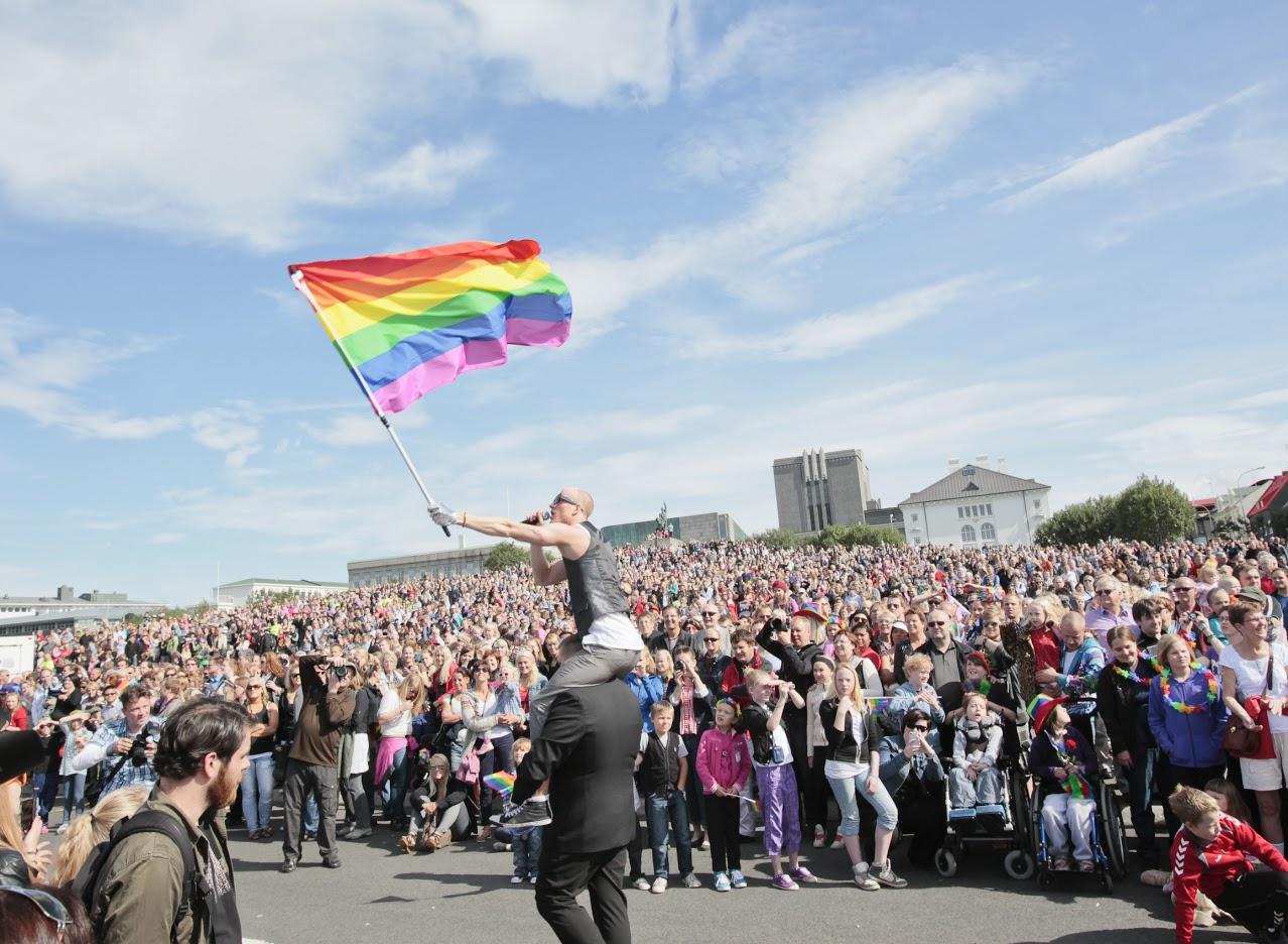 Welcome to Reykjavík Pride 2015