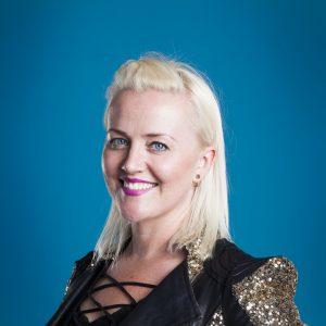 Eva María Þórarinsdóttir Lange