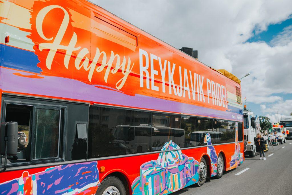 Happy Reykjavik Pride!