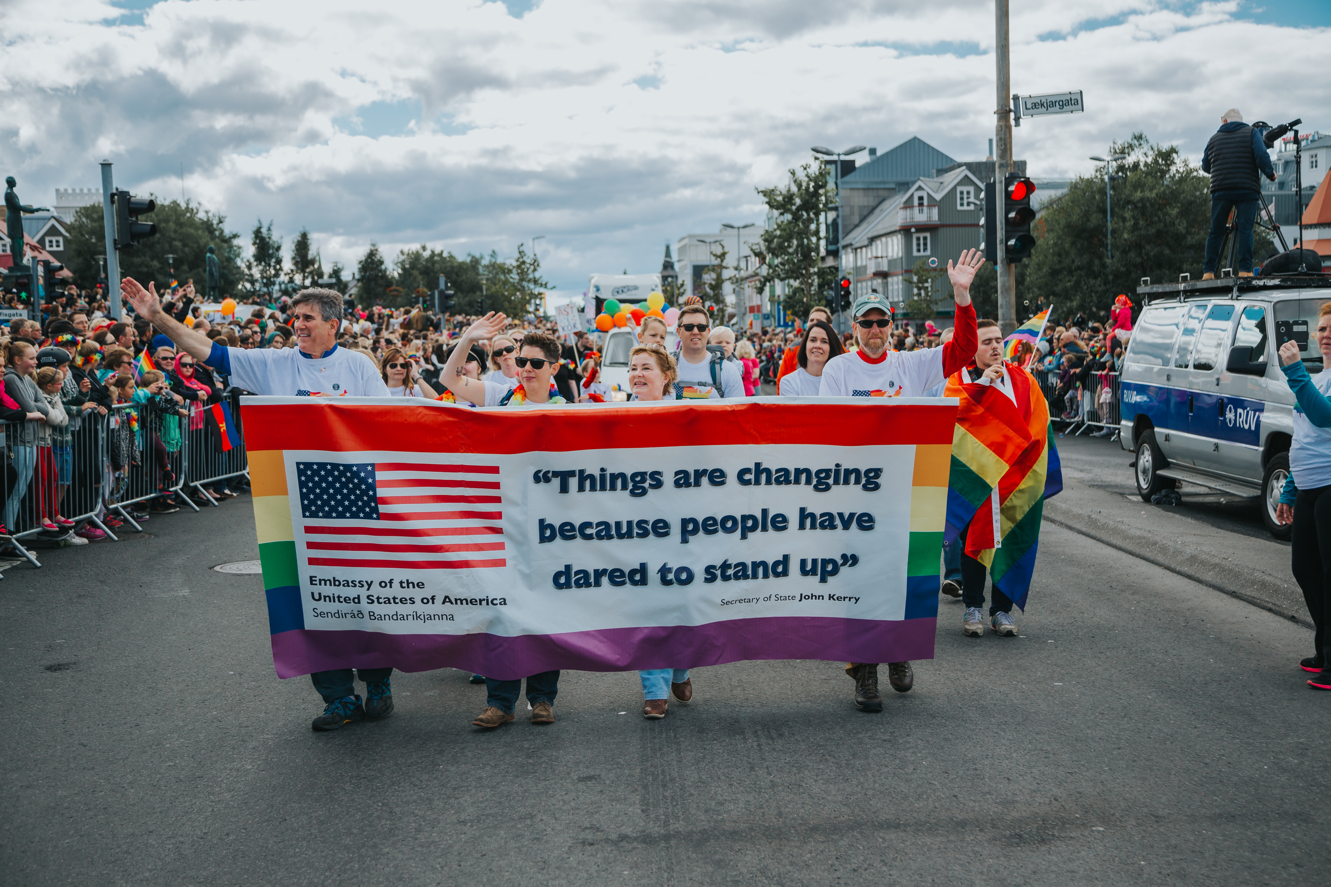The United States and Iceland: LGBTI Rights as a Common Value