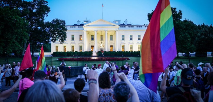 Statement: Trans and intersex people won't be erased
