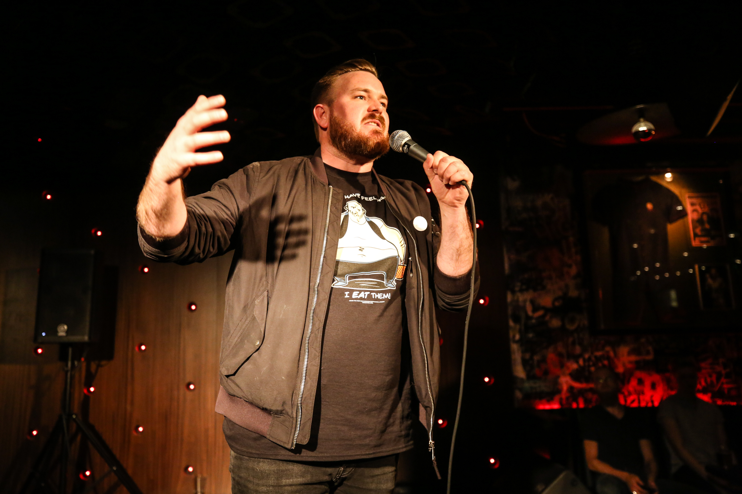 Queer stand-up