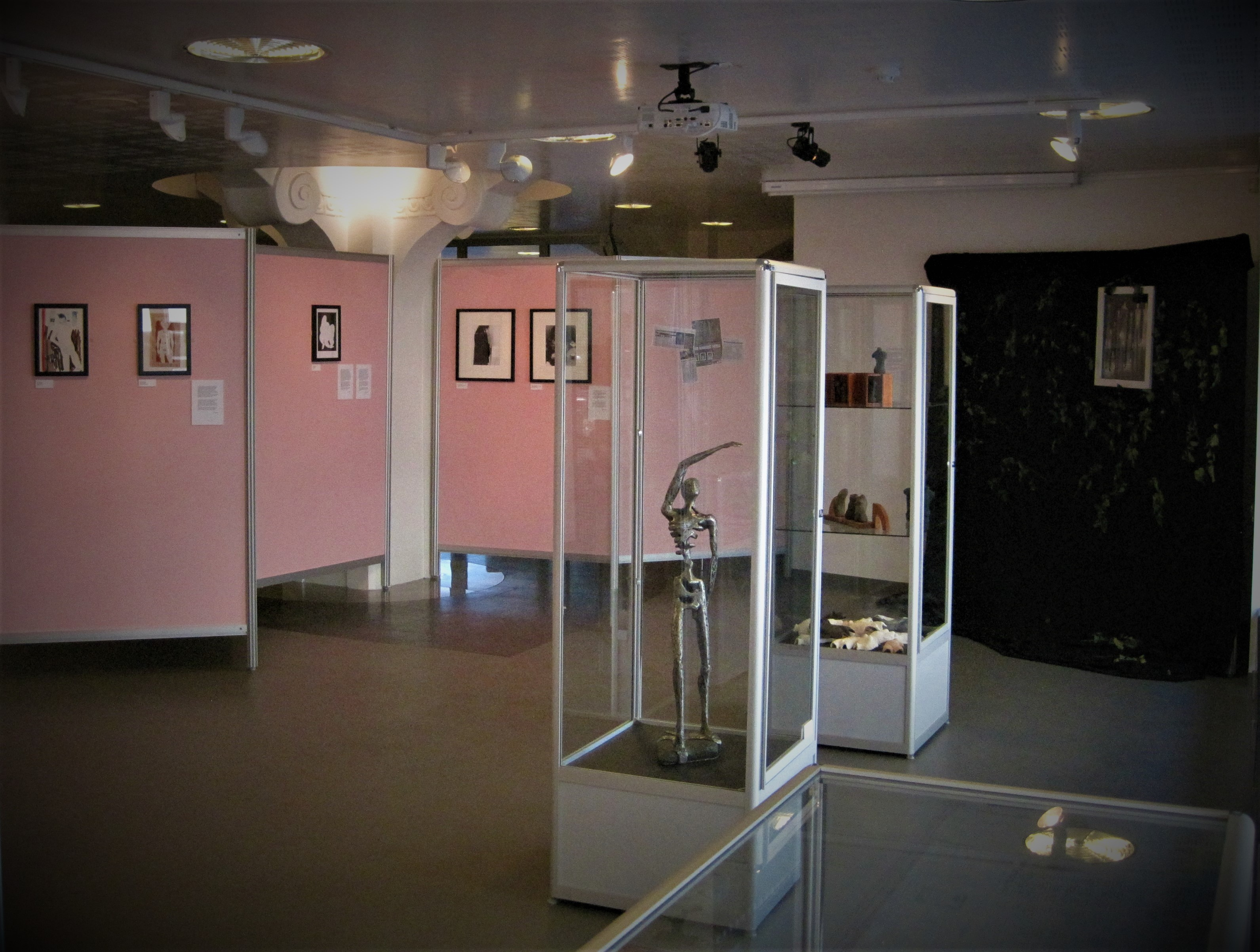 """Guided tour """"Outside the Parenthese: Queer Art and Samtökin 78"""""""