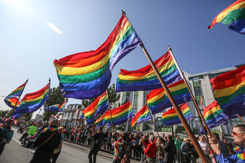 Reykjavík Pride 2021