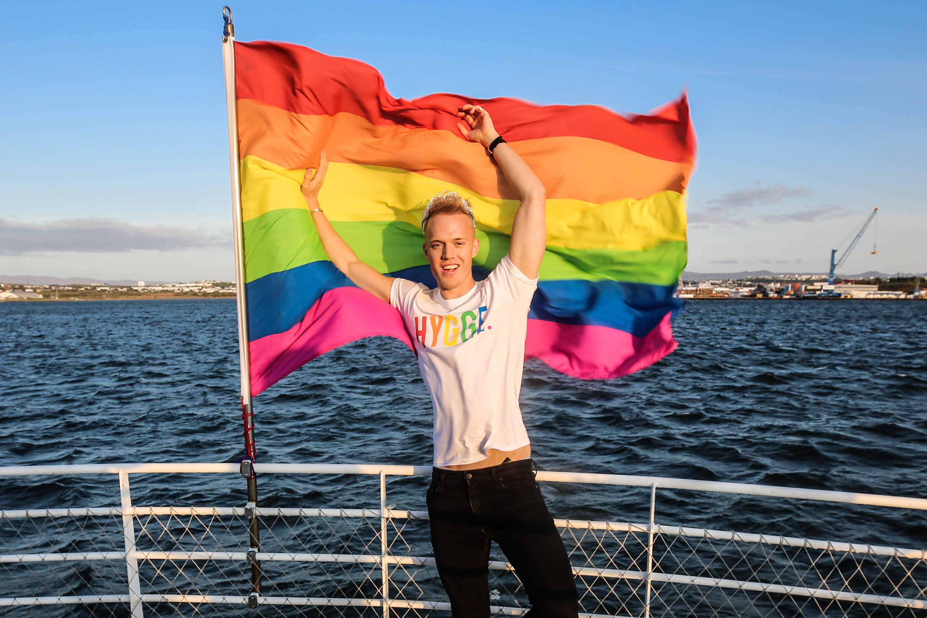 Queer Cruise from Reykjavík Harbour